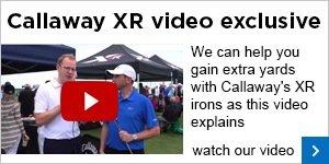 Callaway XR irons