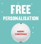 Srixon ball personalisation - from £19.99