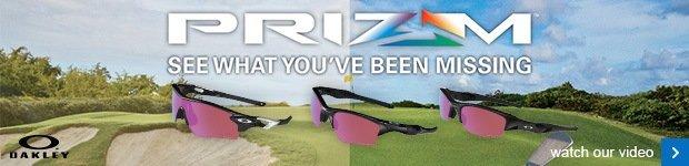 Oakley Prizm eyewear range