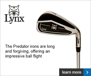 Lynx Predator Irons