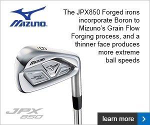 Mizuno JPX850 irons