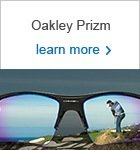 Oakley Prizm Golf Eyewear