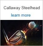 Callaway XR Steel Head Irons/Hybrids