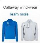 Callaway Windwear AW16