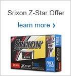 The New Srixon Z-Star Series