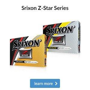 Srixon Z-Star Series Golf Balls