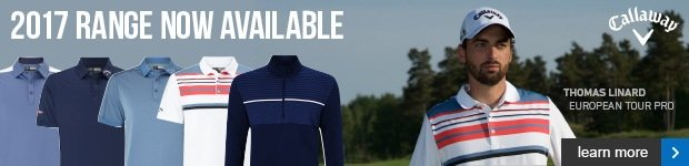 Callaway Spring Summer 2017 Clothing
