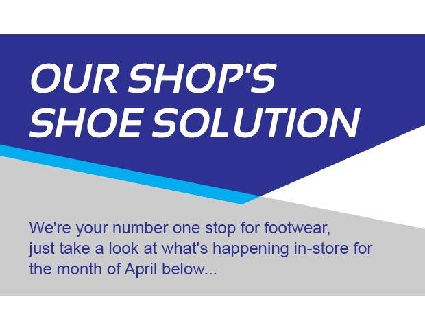Shoe solution SM