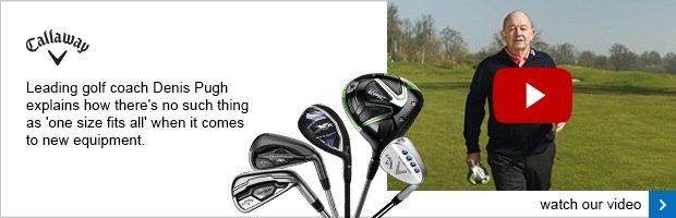 Callaway Complete Equipment Solution 2017