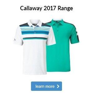 Callaway Spring Summer Apparel 2017