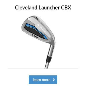 Cleveland Launcher CBX irons