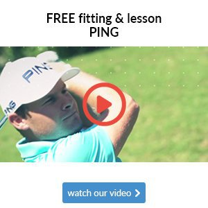 Get a free fitting & lesson with Ping equipment